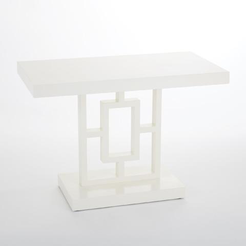 Global Views - Grid Block Side Table - 2496