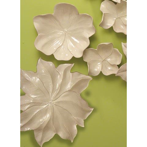 Global Views - Magnolia Platter - 3.30589