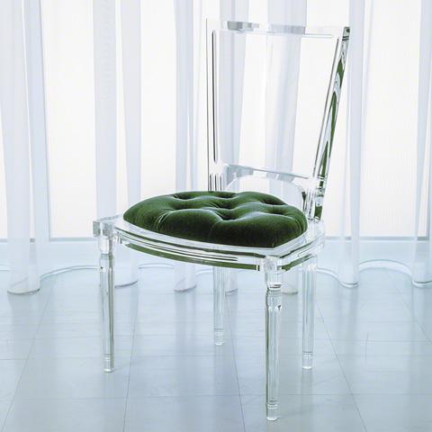 Global Views - Marilyn Acrylic Side Chair - 3.31167