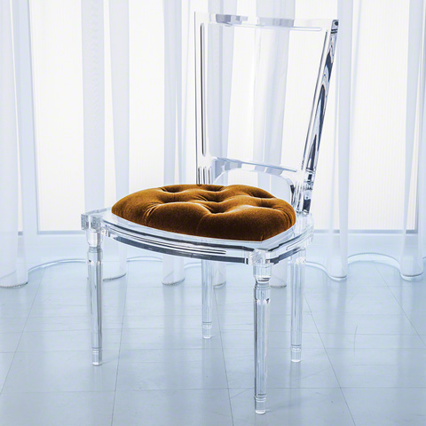 Global Views - Marilyn Acrylic Side Chair - 3.31169