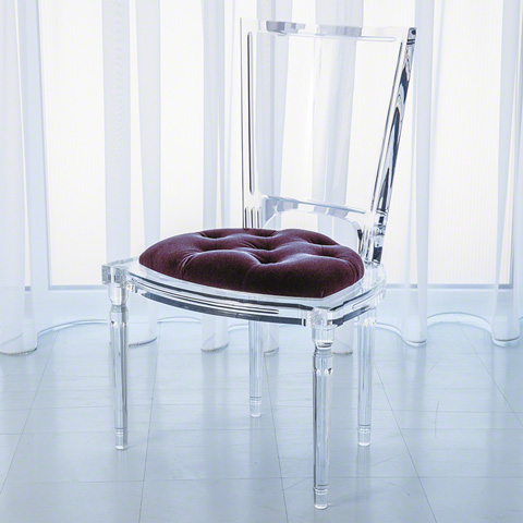 Global Views - Marilyn Acrylic Side Chair - 3.31171