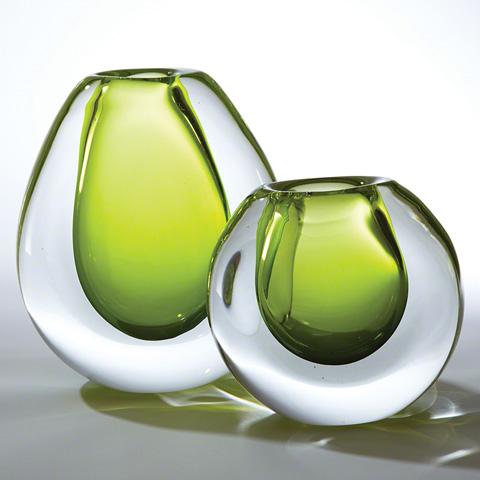 Global Views - Ice Vase - 6.60191