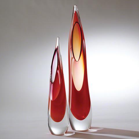 Global Views - Stalagmite Vase - 6.60205