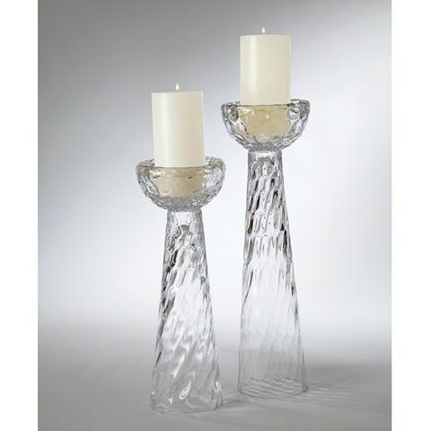 Global Views - Honeycomb Candleholder - 6.60214