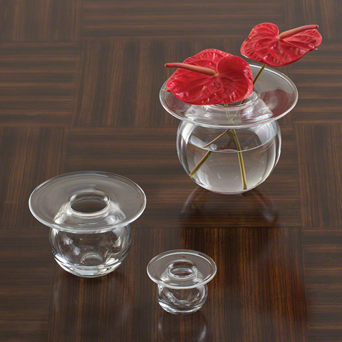 Global Views - H2O Vase - 6.60328