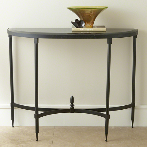 Global Views - Fluted Iron Collection Console - 8.80865