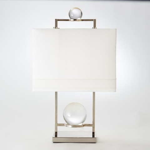 Global Views - Fortune Teller Table Lamp - 8.81271