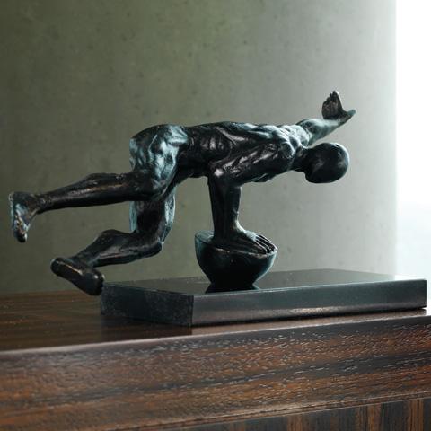 Global Views - Push Up Sculpture - 8.81356