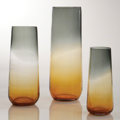 Global Views - Ombre Taper Vase - 8.81626