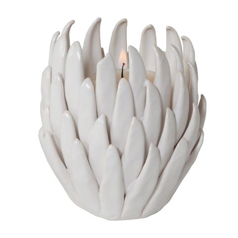 Global Views - Chrysanthemum T-Lite Holder - 8.81750