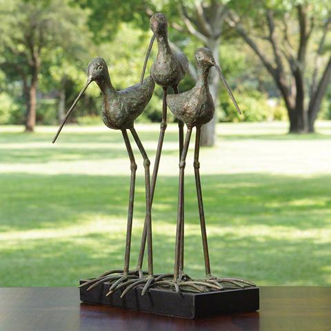Global Views - Sandhill Cranes - 8.82003