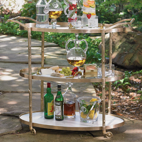 Image of Arbor Bar Cart