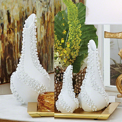 Global Views - Barnacle Vase - 8.82076