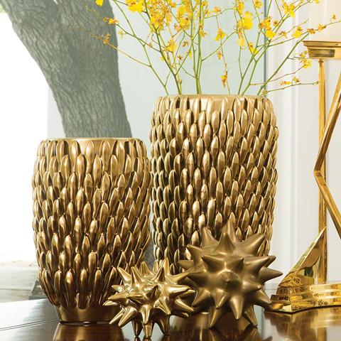 Global Views - Chrysanthemum Vase - 8.82099