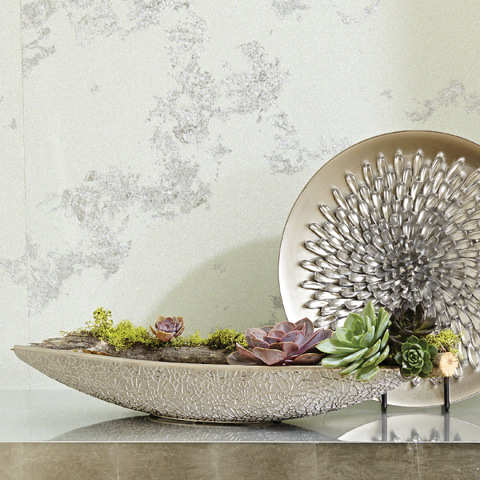 Global Views - Organic Lace Bowl - 8.82105