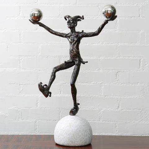 Global Views - Juggling Jester - 8.82141