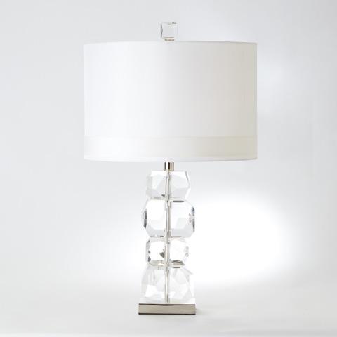 Global Views - Stacked Gemstone Lamp - 8.82166