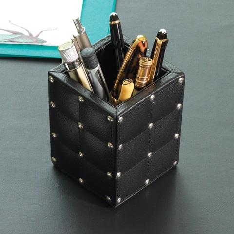 Global Views - Black Pencil Cup - 9.90722