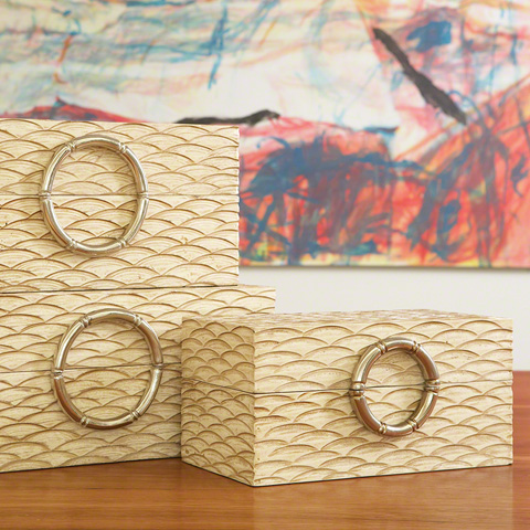 Global Views - Artisan Jewelry Box - 9.91020