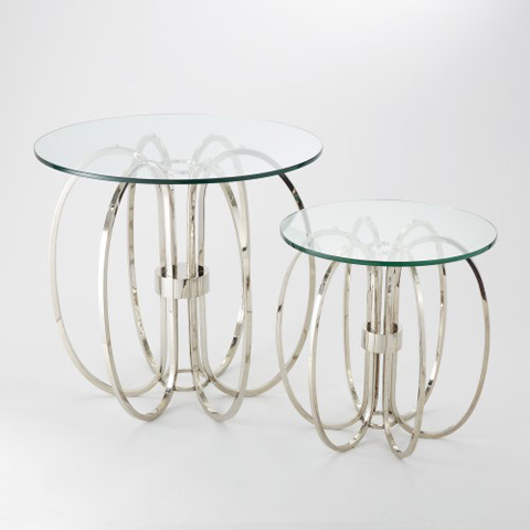 Global Views - Oval Ring Table - 9.91369