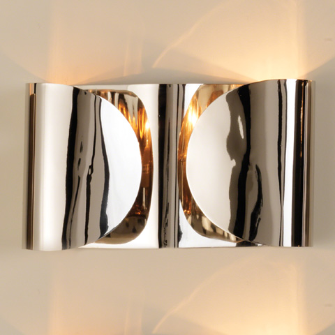 Global Views - Hardwired Folded Sconce - 9.91591-HW