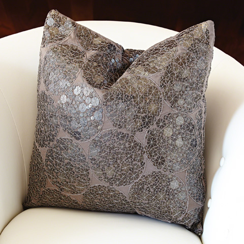 Global Views - Meteor Pillow - 9.91989
