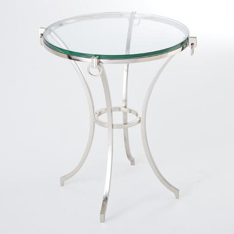 Global Views - Ring Gueridon Table - 9.92038