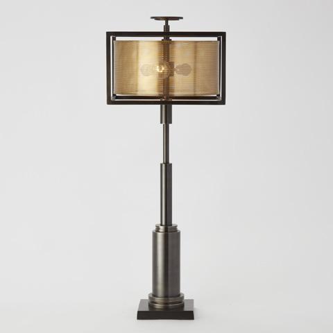 Global Views - Double Shade Lamp - 9.92044