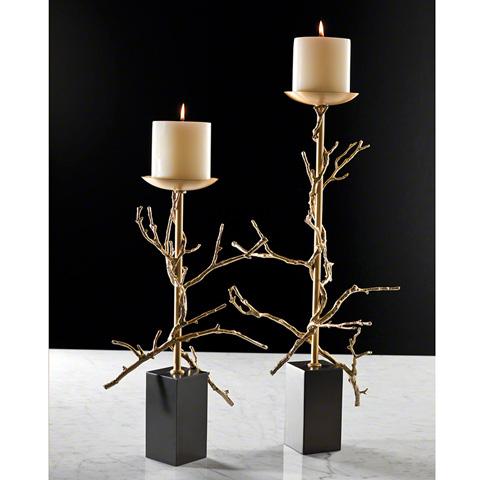 Global Views - Twig Candleholder - 9.92058