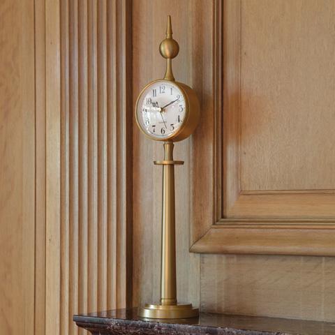 Global Views - Tower Clock - 9.92068