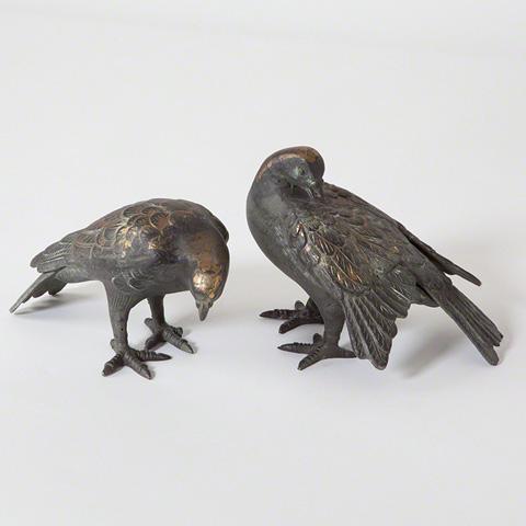 Global Views - Set of 2 Dove - 9.92105