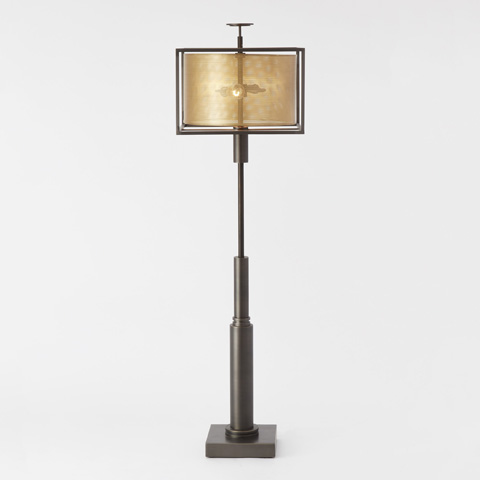 Global Views - Double Shade Floor Lamp - 9.92230