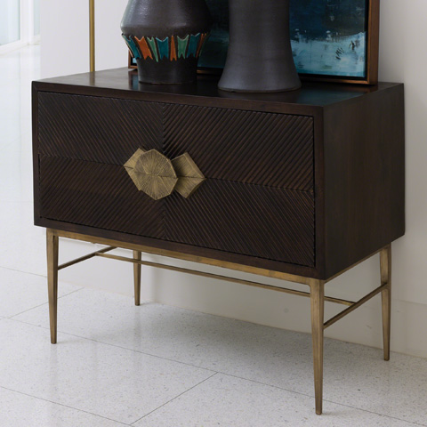Global Views - Galapagos Two Drawer Chest - 9.92359