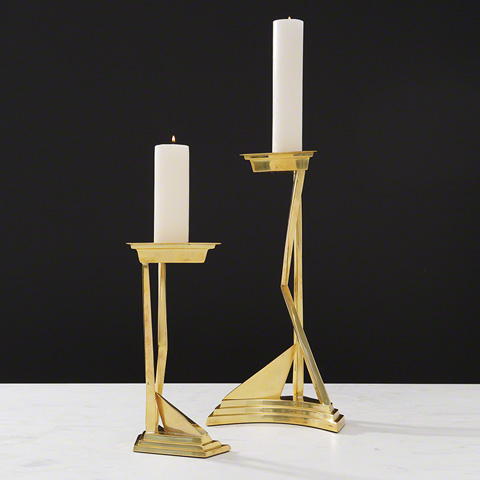 Global Views - Abstract Candlestick - 9.92407