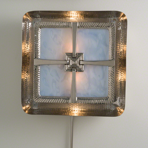 Global Views - Maze Wall Sconce - 9.92475