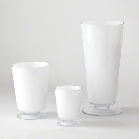Global Views - Clean Line Vase - BB-6.60003
