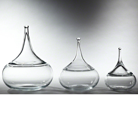 Global Views - Droplet Jar - 1.10112