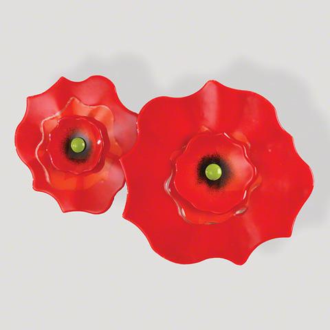 Global Views - Red Poppy - 1.10136