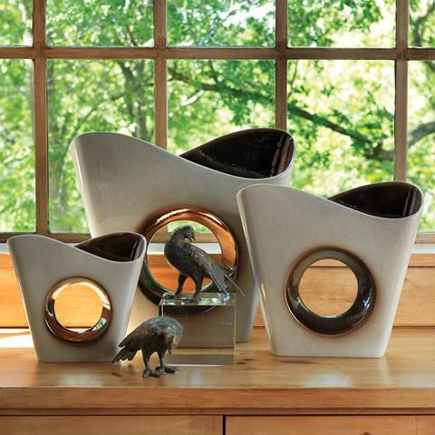 Global Views - Aperture Vase - 1.10180