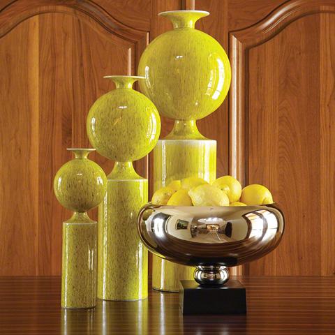 Global Views - Citron Pill Vase - 1840
