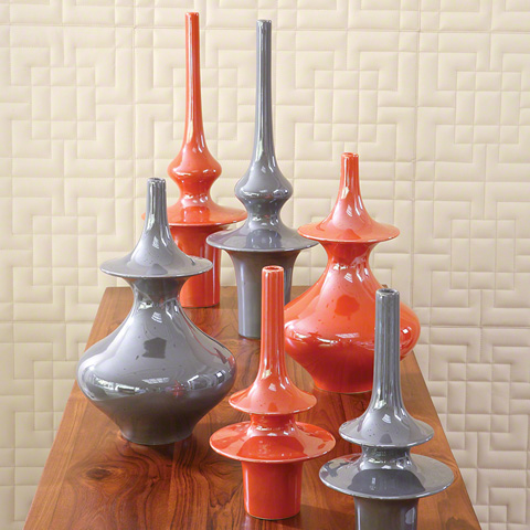 Global Views - Minaret Vase - 1933