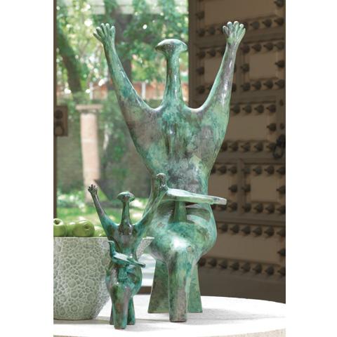 Global Views - Surprise Landing Sculpture - 3.30986