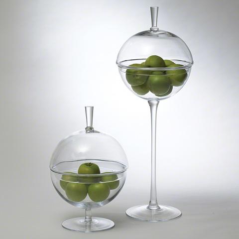 Global Views - Having a Ball Covered Bowl - 6.60160