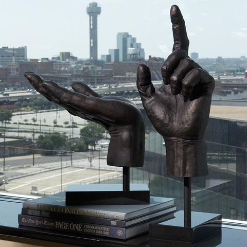 Global Views - Hand Sculpture - 8.80448