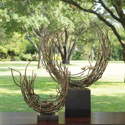 Global Views - Bird's Nest - 8.82013
