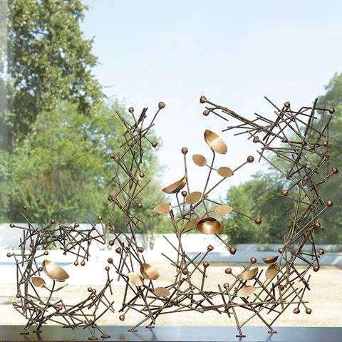 Global Views - Forest Sculpture - 8.82148