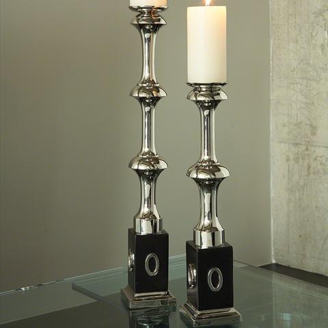 Global Views - Modern Candleholder - 9.90126