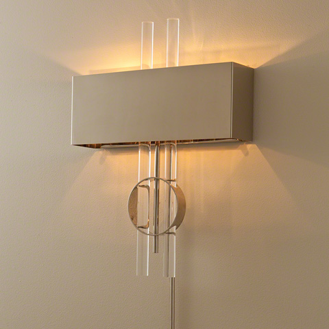 Global Views - Radio City Hardwired Wall Sconce - 9.91806-HW