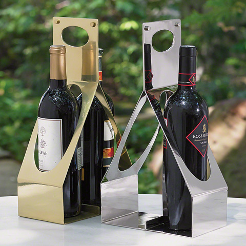 Global Views - Double Wine Caddy - 9.92270