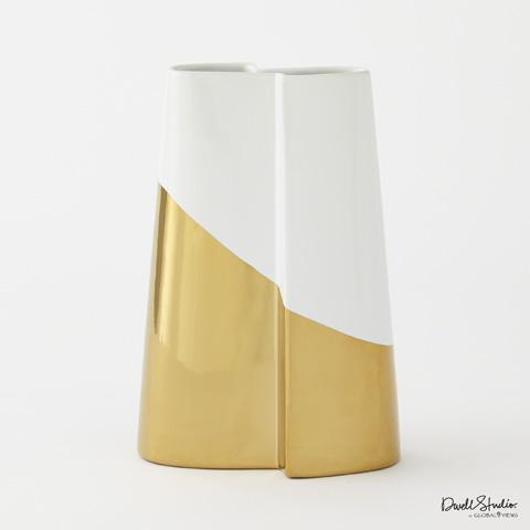 Global Views - Metallic Dipped Tall Vase - D8.80194